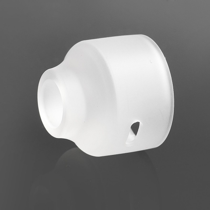Authentic Oumier White Pc Top Cap For Wasp Nano Mini Rda