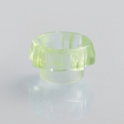 TACTF5VE Style 810 Replacement Drip Tip for Goon / Kennedy / Battle RDA - Green, Acrylic, 10.5mm