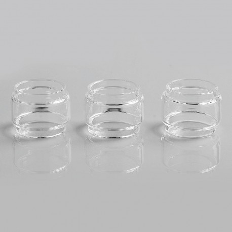 Authentic SMOKTech SMOK Replacement Bulb Pyrex Glass Tube 4 - 5ml (3 PCS)