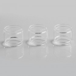 Authentic SMOKTech SMOK Replacement Bulb Pyrex Glass Tube 3 - 6ml (3 PCS)