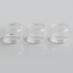 Authentic SMOKTech SMOK Replacement Bulb Pyrex Glass Tube 1 - 7ml (3 PCS)