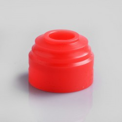 Authentic GAS Mods Replacement Colour Caps for G.R.1 GR1 RDA - Red, POM, 22mm Diameter