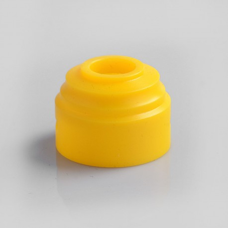 Authentic GAS Mods Replacement Colour Caps for G.R.1 GR1 RDA - Yellow, POM, 22mm Diameter
