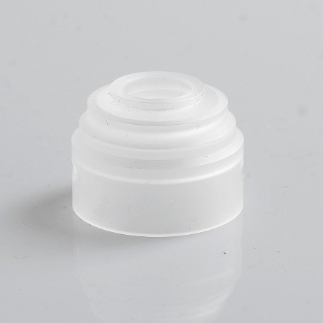 Authentic GAS Mods Replacement Colour Caps for G.R.1 GR1 RDA - Transparent, PC, 22mm Diameter