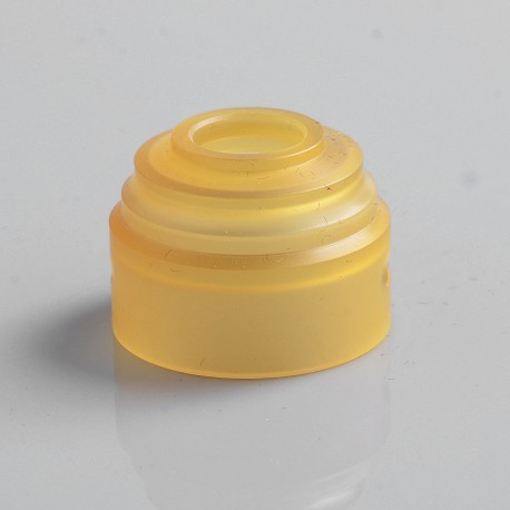 Authentic GAS Mods Replacement Colour Caps for G.R.1 GR1 RDA - Ultem Color, PEI, 22mm Diameter