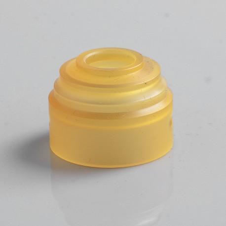 Authentic GAS Mods Replacement Colour Caps for G.R.1 GR1 RDA - Ultem Color, PEI, 22mm Diameter