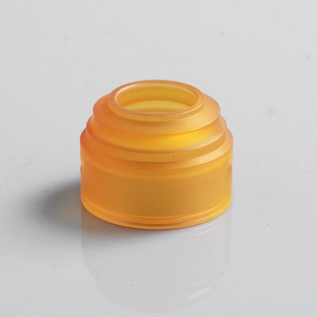 Authentic GAS Mods Replacement Colour Caps for G.R.1 GR1 RDA - Ultem Color, PEI, 24mm Diameter