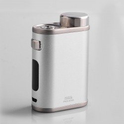 Authentic Eleaf iStick Pico 21700 100W TC VW Variable Wattage Box Mod - Silver, 1~100W, 1 x 18650 / 21700