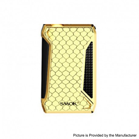 Authentic SMOKTech SMOK H-Priv 2 225W TC VW Variable Wattage Box Mod - Prism Gold, 1~225W, 2 x 18650