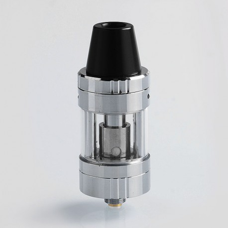 Authentic ShenRay Aquarius Sub Ohm Tank Clearomizer - White, Zinc Alloy, 4.5ml, 22mm Diameter