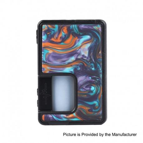 Authentic Vandy Vape Pulse BF 80W TC VW Squonk Box Mod w/ Vandy Chip - Aurora Rainbow, 5~80W, 8ml, 1 x 18650 / 20700