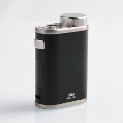 Authentic Eleaf iStick Pico 21700 100W TC VW Variable Wattage Box Mod - Black, 1~100W, 1 x 18650 / 21700