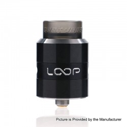 GeekVape Loop RDA - Black