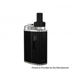 Authentic Eleaf iStick Pico Baby 25W 1050mAh Mod + GS Baby Tank Kit - Black, Stainless Steel, 2ml