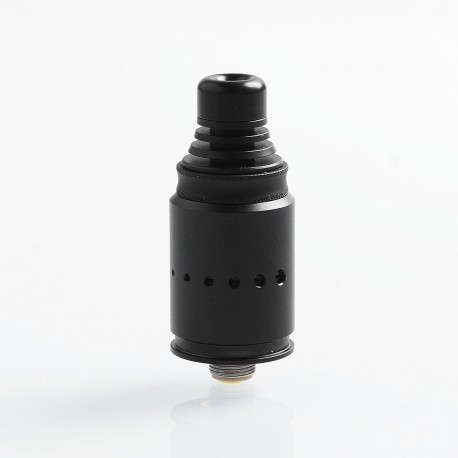 Authentic Vandy Vape Berserker MTL RDA Rebuildable Dripping Atomizer - Black, Stainless Steel, 18mm Diameter