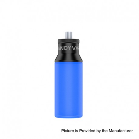 Authentic Vandy Vape Squonk Bottle for Pulse BF 80W Box Mod - Blue, Silicone, 8ml