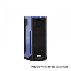 Authentic Wismec Reuleaux RX GEN3 Dual 230W TC VW Variable Wattage Box Mod - Gloss Purple Blue, 1~230W, 2 x 18650