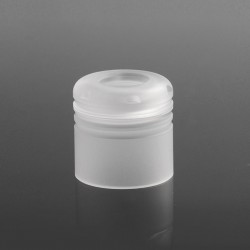 YFTK Replacement Top Cap for Karma Style RDA - White, PC