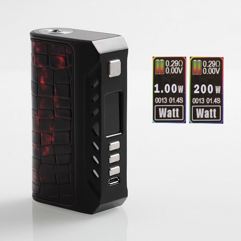 Αποτέλεσμα εικόνας για Box Thunder 200W TC - Think Vape