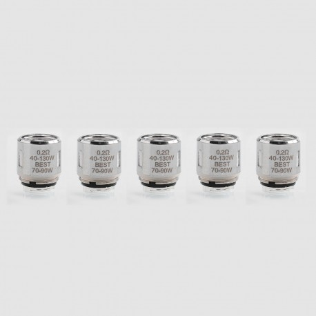 Authentic Marvec Replacement Coil Head for Priest AIO 90W Starter Kit - 0.2 Ohm (5 PCS)