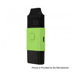 Authentic Eleaf iCard 650mAh 15W Starter Kit - Greenery, 2ml, 1.2 Ohm
