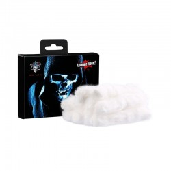 Authentic Demon Killer Muscle Cotton II for RDA / RTA / RDTA - White
