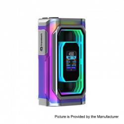 Authentic ESPION Infinite 230W TC VW Variable Wattage Box Mod - Dazzling, 1~230W, 2 x 18650 / 21700