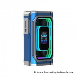Authentic ESPION Infinite 230W TC VW Variable Wattage Box Mod - Blue, 1~230W, 2 x 18650 / 21700