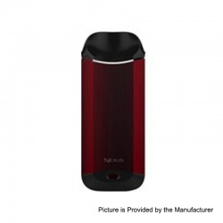 Authentic Vaporesso Nexus 650mAh All-in-One Starter Kit - Ruby, 1 Ohm, 2ml