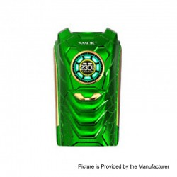 Authentic SMOKTech SMOK I-PRIV 230W TC VW Variable Wattage Box Mod - Green, 1~230W, 2 x 18650 / 20700 / 21700