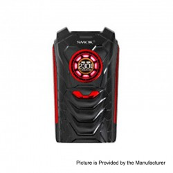 Authentic SMOKTech SMOK I-PRIV 230W TC VW Variable Wattage Box Mod - Black, 1~230W, 2 x 18650 / 20700 / 21700