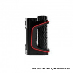 Authentic Eleaf iStick Pico S 100W TC VW Variable Wattage Box Mod - Black, 1~100W, 1 x 18650 / 21700