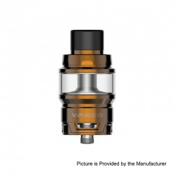 Authentic Vaporesso Cascade Baby SE Sub Ohm Tank Clearomizer - Gold, Stainless Steel, 6.5ml, 24.5mm Diameter