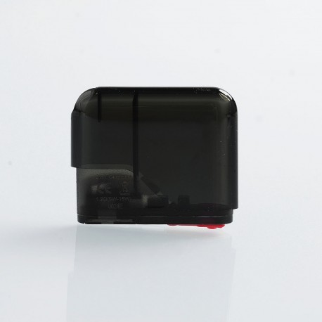 Authentic Suorin Air Replacement Refillable Cartridge - Black, 2ml