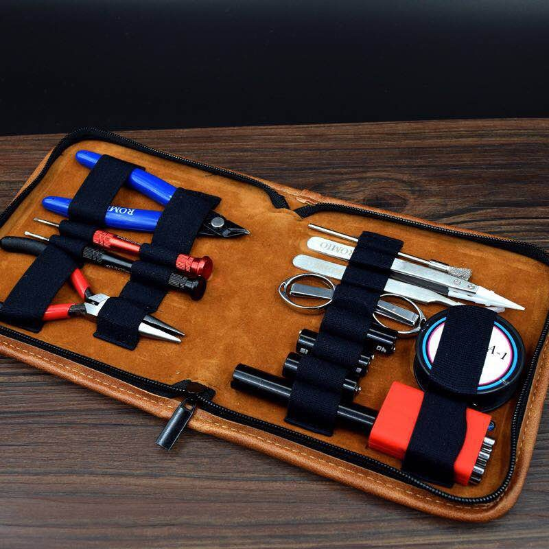 Romio Tool Kit For E Cigarette Diy Coil Building