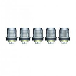 Authentic Freemax Replacement SS316L Coil Head for Fireluke Mesh Sub Ohm Tank - 0.12 Ohm (400~550'F) (5 PCS)