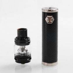 Authentic Eleaf iJust 3 80W 3000mAh Mod + ELLO Duro Tank Kit - Black, 6.5ml, 0.15 / 0.2 Ohm