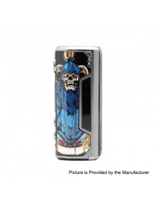 Authentic Vzone Culture 100W TC VW Variable Wattage Box Mod - Gun Metal, 7~100W, 1 x 18650 / 20700