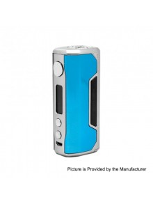 Authentic Vzone Culture 100W TC VW Variable Wattage Box Mod - Silver, 7~100W, 1 x 18650 / 20700