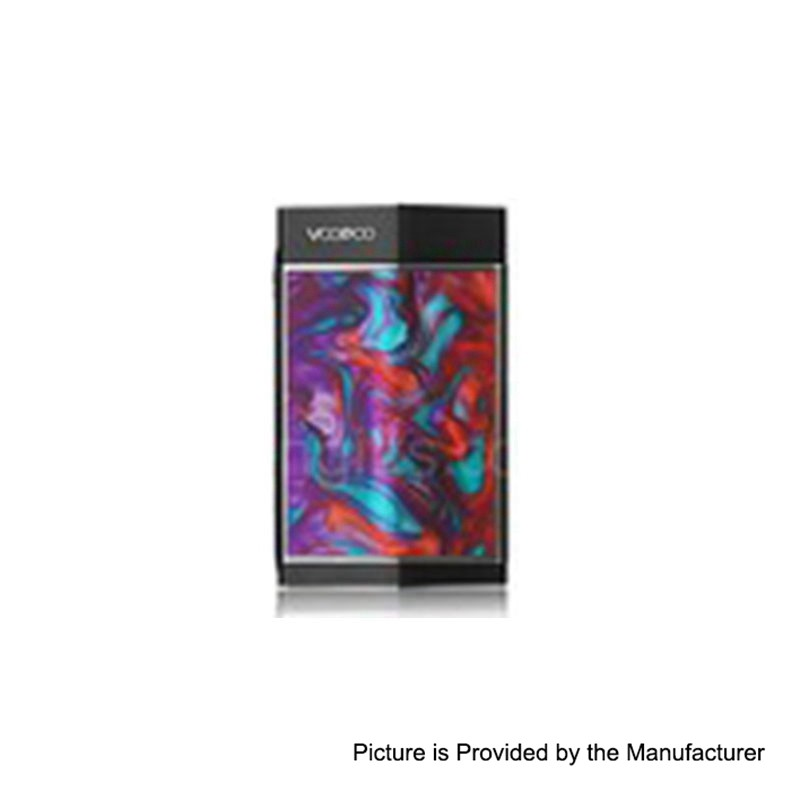 Authentic VOOPOO TOO Resin 180W Black Opal TC VW Box Mod