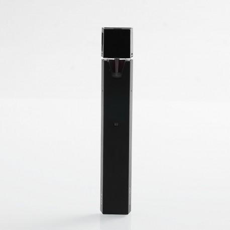 Authentic SMOKTech SMOK Fit 250mAh Starter Kit - Gun Metal, Aluminum + PC, 10~16W, 2ml