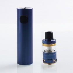 Authentic Vaporesso Cascade One Plus 3000mAh Mod + Cascade Baby Tank Kit - Blue, 5ml, 0.18 Ohm