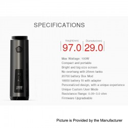 authentic-ijoy-saber-100w-vw-variable-wa