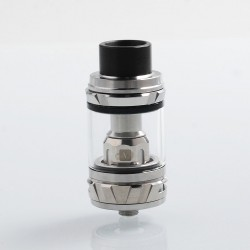 Authentic Vaporesso NRG Sub Ohm Tank Clearomizer - Silver, Stainless Steel, 5ml, 26.5mm Diameter