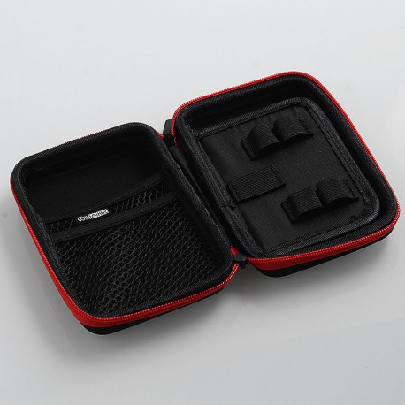 Authentic Coil Father X9 Carrying Storage Bag for E-cigarette - Black, 150 x 105 x 45mm