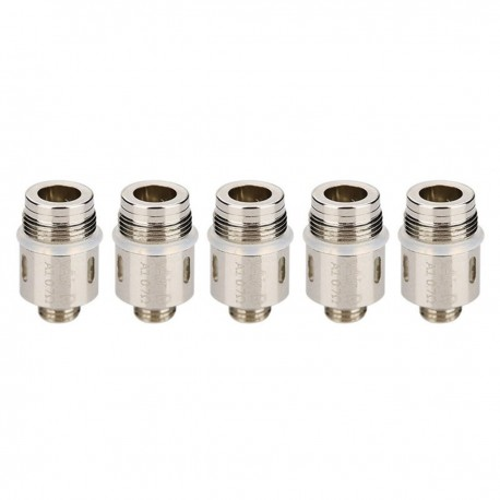 Authentic VapeOnly Replacement vAir-P Coil Head for vPipe 3 Starter Kit - 0.7 Ohm (5 PCS)