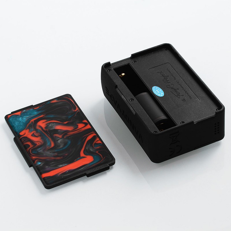 Authentic Vandy Vape Pulse BF 80W Aurora Rainbow TC VW
