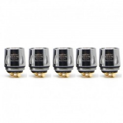 Authentic Smokjoy Replacement Coil Head for Knights Kit / SMOK TFV8 Baby Tank - 0.16 Ohm (5 PCS)