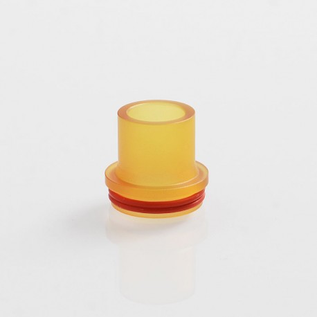 YFTK Replacement Drip Tip for M-Atty Style RDA - Yellow, PEI