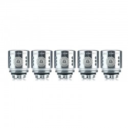 Authentic Wotofo Replacement Coil Head for Flow Sub Ohm Tank Clearomizer - 0.25 Ohm (35~60W) (5 PCS)